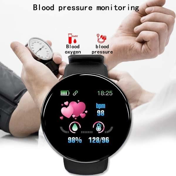 D18 Fitness Tracker Smart Watch Band Waterproof Price in Pakistan