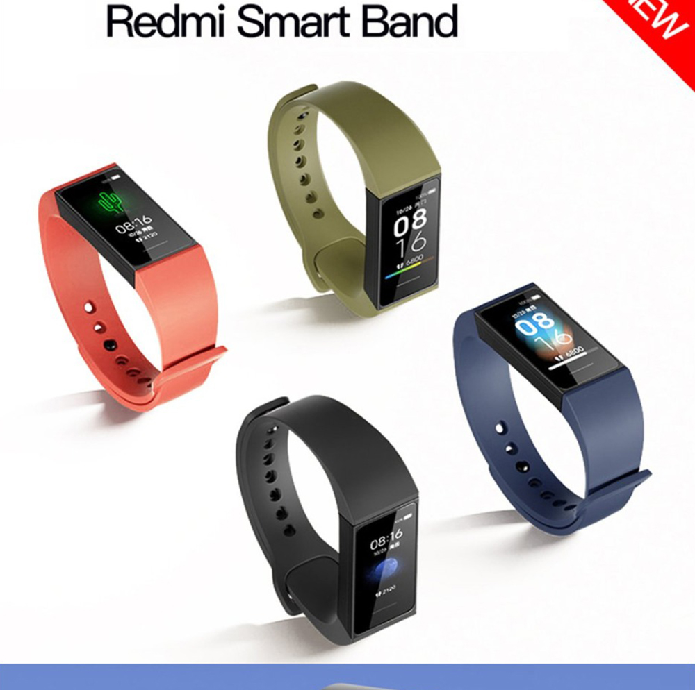 Xiaomi Redmi Smart Band 8 Sport Modes Waterproof Sleep Heart Rate smartwatch - Chinese Version
